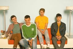 Glass Animals - photo by Neil Krug