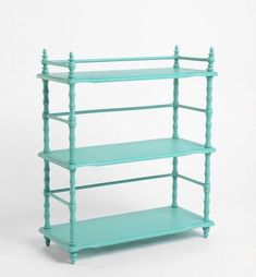 I have pieces from my Nana that this would be perfect for! Loe the color ideas too.  Hot Tip: Modernize Traditional Furniture with Semigloss Paint