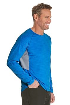 9e6c4f5fb73e Men s Long Sleeve Ultimate Rash Guard UPF 50+