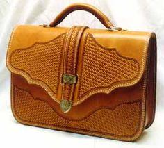 Big Bend Saddlery - Briefcase