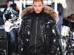 Jeremy Meeks Kylie Jenner Madonna: The Show That Rocked NYFW