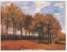 Why Van Gogh Matters: Painting Focus: Autumn Landscape (1885)