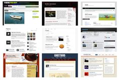 The Top 50 Free WordPress Themes For Your Site
