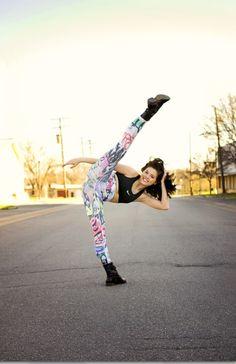 Captain Zoe Martinez. BHS. Senior Dance Photography #AshleyWrightPhotography