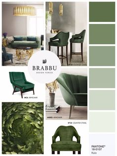 7 Amazing Mood Boards To Inspire Your Spring Home Decor Project | Interior Design Inspiration. Color Trends #homedecor #ColorTrends #Pantone Read more: https://www.brabbu.com/en/inspiration-and-ideas/moodboard/amazing-mood-boards-inspire-spring-home-decor-project