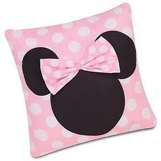Minnie pillow