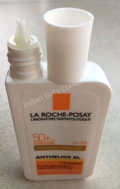 La Roche-Posay 50+ SPF Ultra Light Review