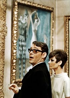 How to Steal a Million, 1966