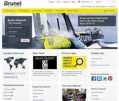 Branding Brunel (krachtig, serieus en positief)