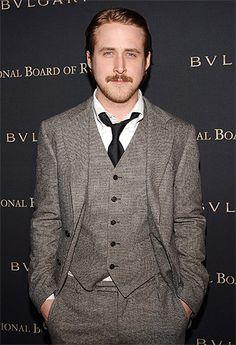 Dream Cast: Ryan Gosling as William Wirt Winchester (Other possibilities: Benedict Cumberbatch)