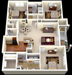 Wow ! Ini Dia Denah Rumah Minimalis Type 45 3 Kamar Terbaru - Saat ini ada berbagai jenis rumah dengan model yang unik, elegan hingga modern. Banyak orang yang merasa bahwa bukan hanya model nya saja yang perlu diperhatikan, mengingat type juga sangat penting karena itu merupakan keunggulan tersendiri bagi seseorang. Keluarga yang cukup besar