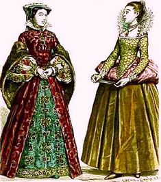 Women's clothes :: Life and Times :: Internet Shakespeare Editions