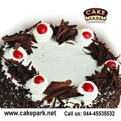 Any one love with #Black and #White #Forest #Cake? Enjoy A Delightful Blend of #White & #Black #Forest #CakeAny one love with #Black and #White #Forest #Cake? Enjoy A Delightful Blend of #White & #Black #Forest #Cake. We have wide variety of #cakes available at our cake shop. #Black #White #Forest #Chococakes #Cupcakes For more info: www.cakepark.net Express Booking: 044-45535532 Black Forest Cake, Fresh Cream, Cake Shop, Cream Cake, Cake Decorating, Black White, Cupcakes, Food, Custard Cake