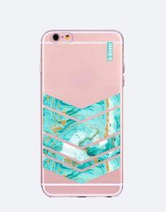 funda-movil-marmol-verde-minimal-2 Phone Cases, Deco, See Through, Green Marble, Mobile Cases, Decoration, Deko, Decor, Dekoration