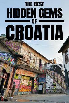 De mooiste (onontdekte) plekjes van Kroatië om te zien tijdens je roadtrip.