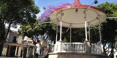 El centro histórico de Tlalpan