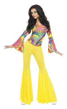 70's Groovy Babe Costume