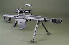 50 caliber sniper rifle