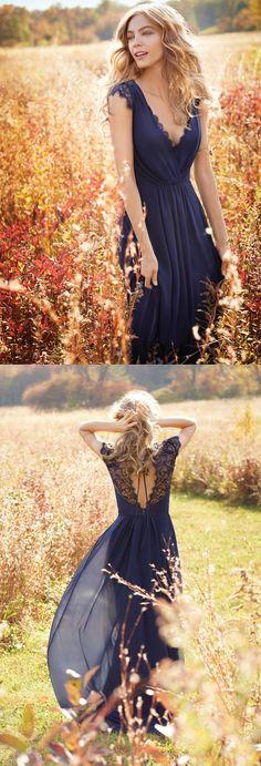 Chiffon Bridesmaid Dress, Sleeveless Bridesmaid Dress#bridesmaiddress#bridesmaids