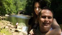Bride Rescues Drowning Child During Engagement Photos | Watch the video - Yahoo! News