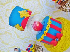 Little Big Company   The Blog: Snow White Themed Party by Cakes by Joanne Charmand