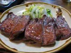 仙台名牛たん焼の老舗 「一隆」
