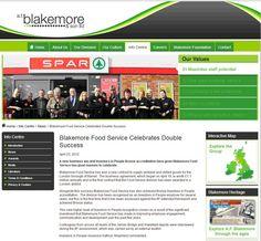 Blakemore Food Service celebrates Bronze Investors in People accreditation