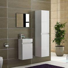 Badmoebelset-Gaeste-WC-Eckig-Waschtisch-mit-Unterschrank-und-Waschbecken