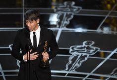 """Tom Cross won the Best Film Editing Award for """"Whiplash"""""""