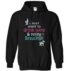 BEAUCERON - #tee spring #floral tee. SECURE CHECKOUT => https://www.sunfrog.com/Pets/BEAUCERON-7583-Black-11622701-Hoodie.html?68278