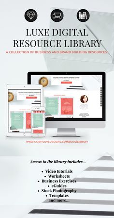 Resource Library for Photographers, Resource Library for Wedding Professionals, Resource Library with Stock Photography, Monthly Membership Library, Business Resources, Branding, Brand design library, Digital Resource Library
