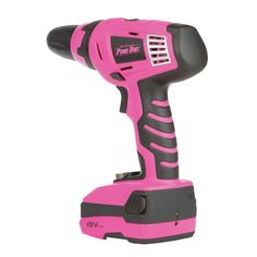The Original Pink Box – 18-Volt Rechargeable Cordless Drill with Lithium Ion Battery - $130.90