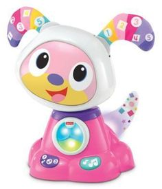 Fisher-Price® BeatBowWowTM Toy Dog in Pink