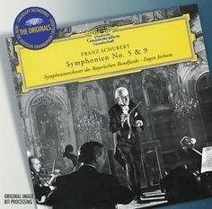 SCHUBERT Symphonies Nos. 5+9 - Jochum - Deutsche Grammophon