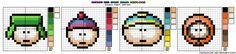 South Park X-Stitch Template by rainbowrei.deviantart.com on @deviantART
