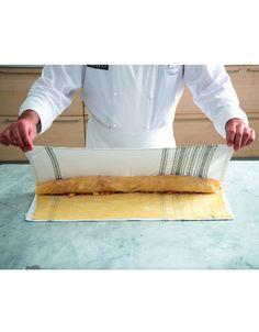 preparare la pasta di strudel