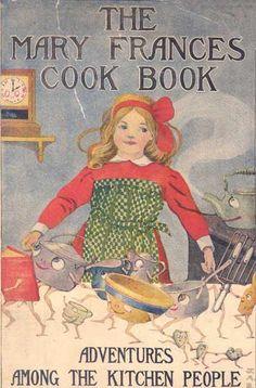 antiguos y hermosos cook books