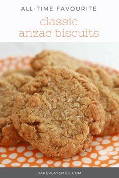 Classic ANZAC Biscuits