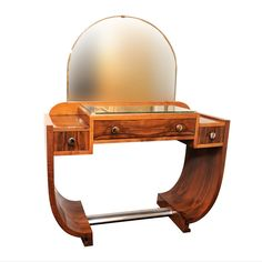French Art Deco Dressing Table | 1stdibs.com
