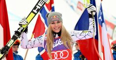 On October 5, the FIS will consider one more bid for Lindsey Vonn to race men.