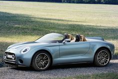Mini  - Superleggera Concept  - Concours d'Elegance Villa d'Este, made by Carrozzeria Touring Superleggera