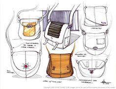 Yiyo´s Design: sketch de Diseno Industrial