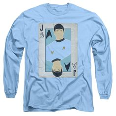 """Checkout our #LicensedGear products FREE SHIPPING + 10% OFF Coupon Code """"Official"""" Star Trek / Tos Jack-long Sleeve Adult 18 / 1-carolina Blue-sm - Star Trek / Tos Jack-long Sleeve Adult 18 / 1-carolina Blue-sm - Price: $29.99. Buy now at https://officiallylicensedgear.com/star-trek-tos-jack-long-sleeve-adult-18-1-carolina-blue-sm"""