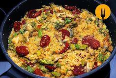 Gachasmigas veganas       Gachasmigas veganas   Las gachasmigas es un plato típico español, muy s...