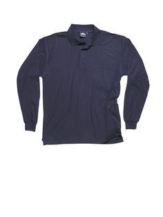 UZUN KOLLU POLO SHIRT:   Gömlek kullanım ve işyeriniz için klasik polo gömlek. Polyester pamuk karışımı yapısıyla uzun yıllar dayanıklılığını korur.  Kumaş: 65 % Polyester, 35 % Pamuk 210 g