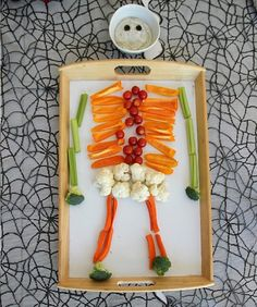 Welcome to Just Eat Veggies Spooky Recipes and Fun for All Ages ! http://justeatveggies.com/