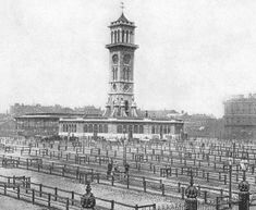 THE CATTLE MARKET, Caledonian Road, King's Cross