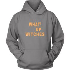What's Up Witches - Halloween Specical Tshirt