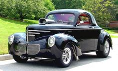 1940 Willys Coupe Street Rod
