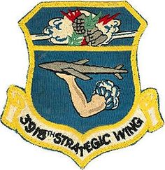 3918th Strategic Wing (3918th SW) is an inactive United States Air Force unit, discontinued on 31 March 1965. The 3918th SW was a ground service support element for the Strategic Air Command 7th Air Division (AD), stationed at RAF Upper Heyford, Oxfordshire, in the United Kingdom. It was upgraded to wing status on 1 February 1964 and discontinued on 31 March 1965.